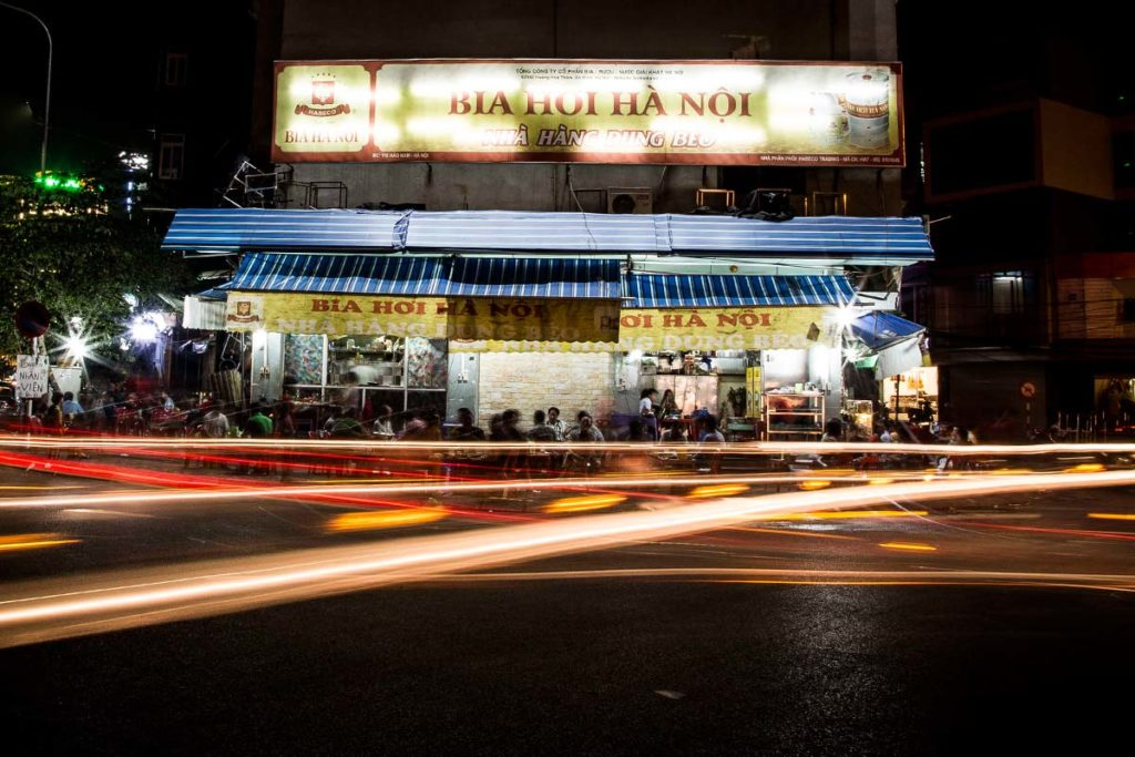 Hanoi by Night - Bia Hoi