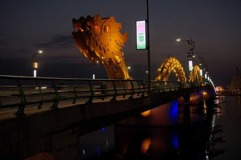 Danang - Dragon Bridge