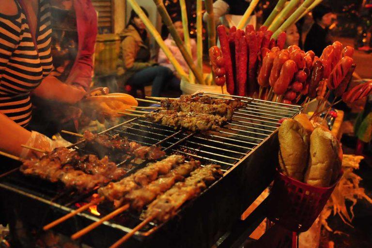 Hanoi Markets