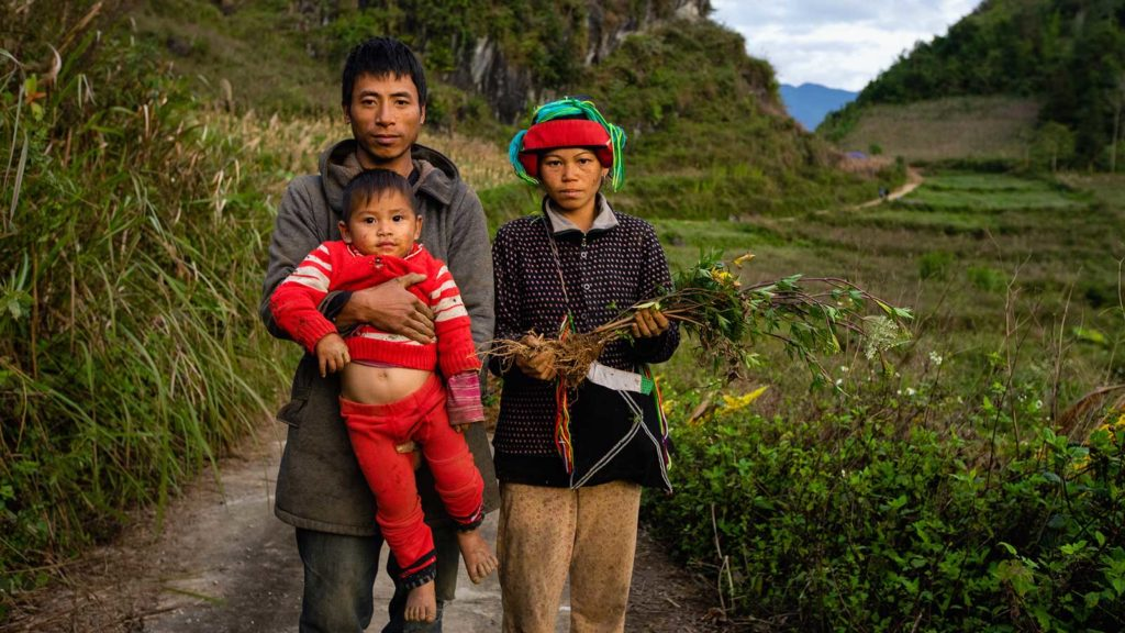 Northern Vietnam on the Opium Trail
