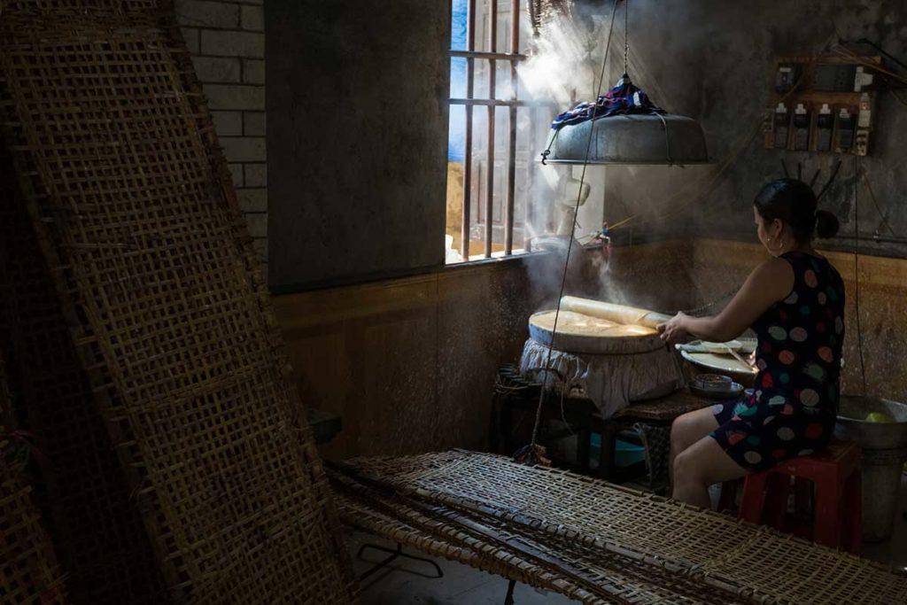 Tho Ha Handicraft Village - Hanoi