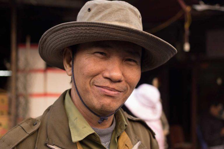 Hanoi Portraits
