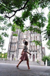 Hanoi - St Josephs Cathedral