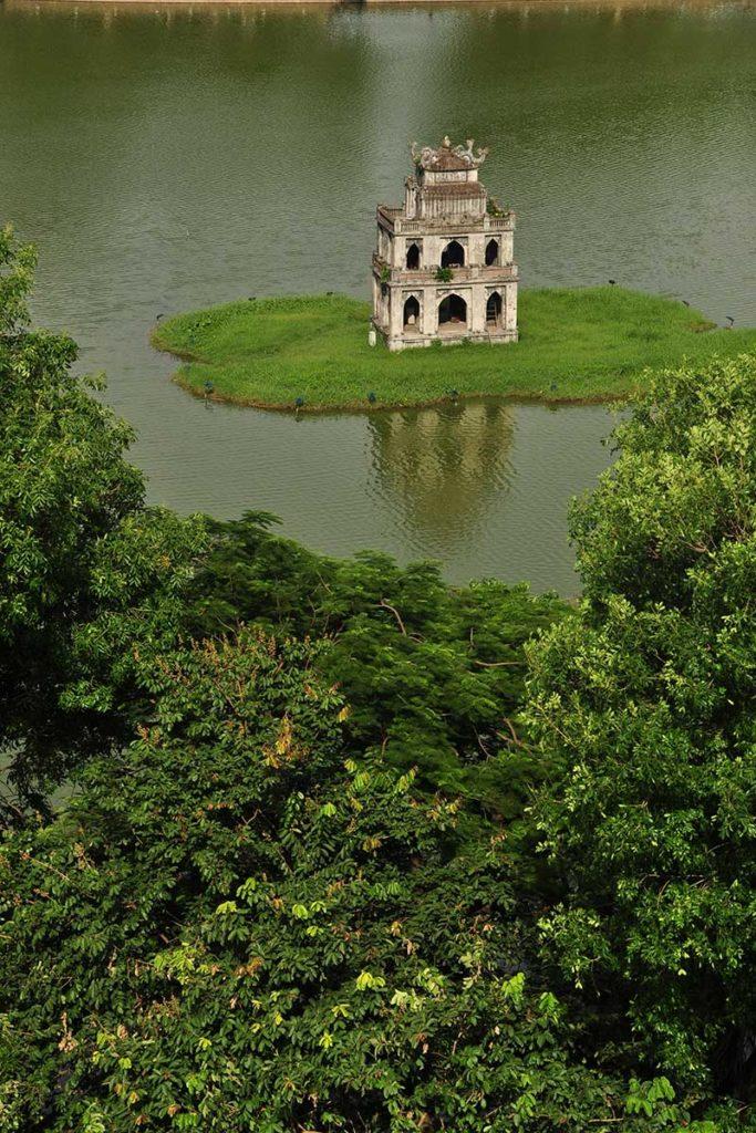 Hanoi - Turtle Lake