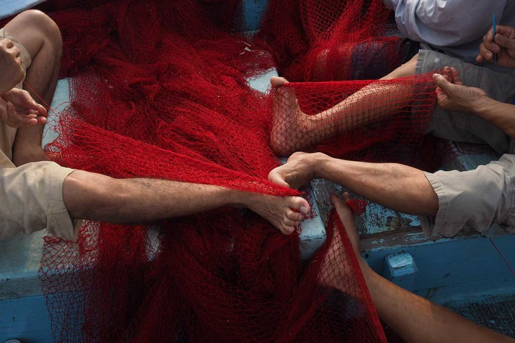 Fishing Nets - Danang