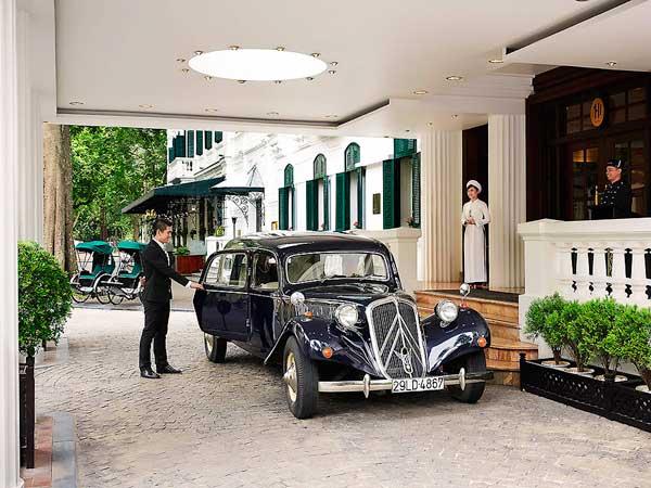 Metropole Hotel Hanoi