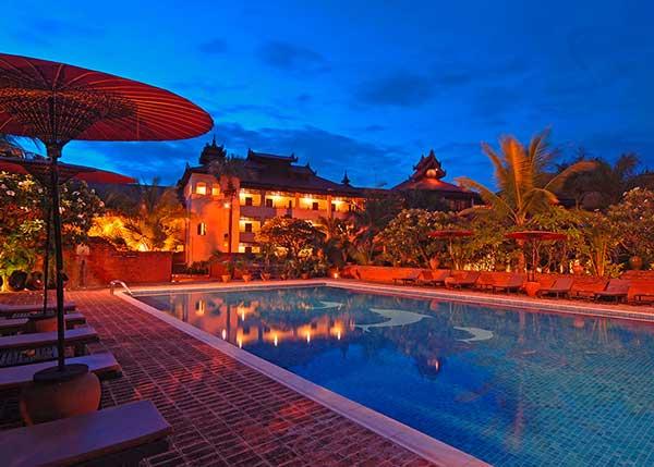 Bagan Golf Resort