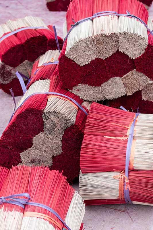 Quang Phu Cau Incense Village