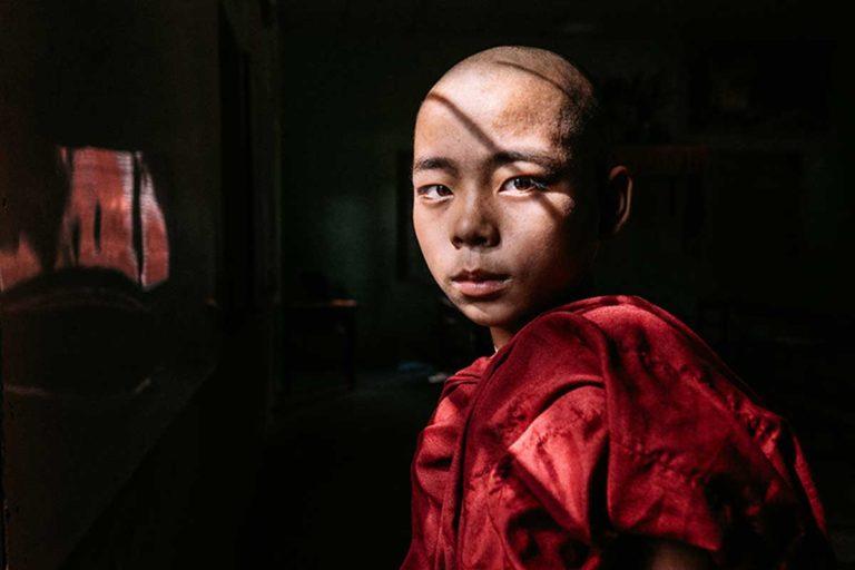 Rizacan-Orphan Boy