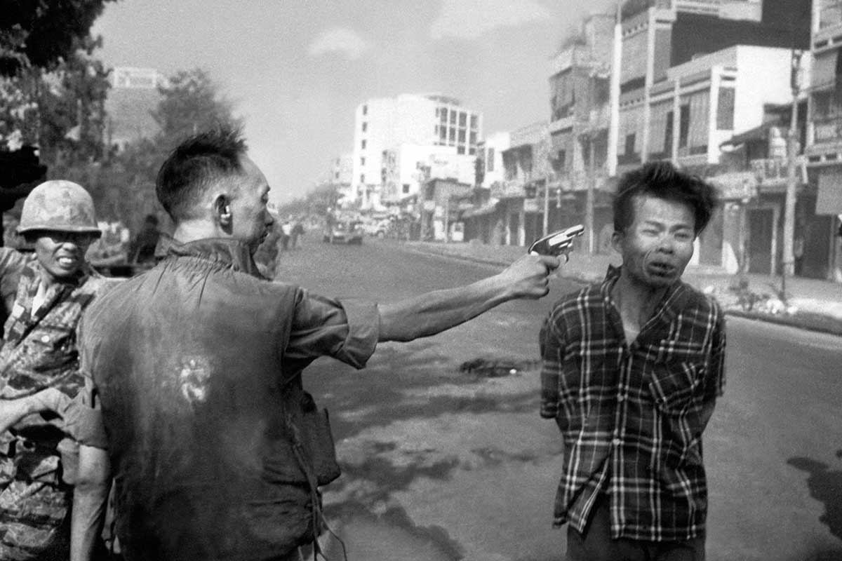 Eddie Adams - Saigon Execution (1967)