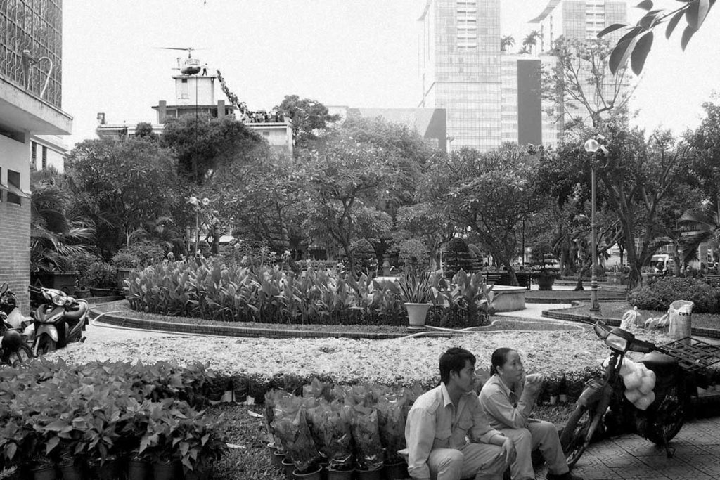 Iconic Vietnam War Photos Today
